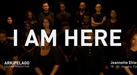 I AM HERE – on counter narratives from Europe